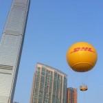 The DHL Balloon