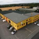 Lindstrand UK Factory