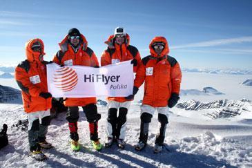 HiFlyer Polar Ice Expedition