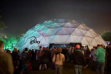 The Igloo Geodesic