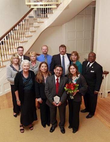 Tayloe Murphy Resilience Award for LINDSTRAND USA Inc.