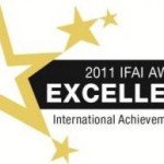 AWARDS of EXCELLENCE at the IFAI International Achievement Awards 2011