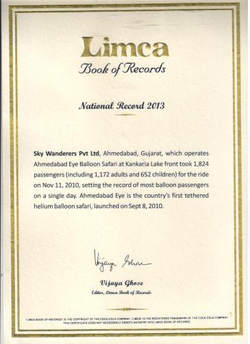 News & Features LIMCA Book of Records