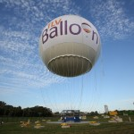 Lindstrand Technologies HiFlyer Tethered Balloon Tel-Aviv