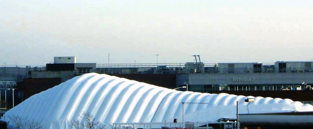 Heathrow CBS Inflatable Roof 1