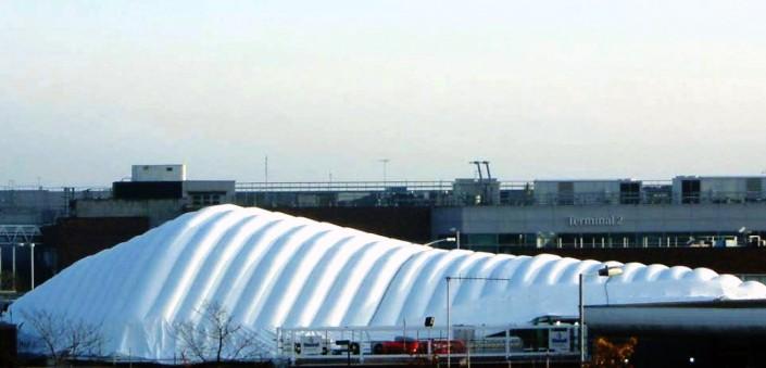 Heathrow CBS Inflatable Roof 1