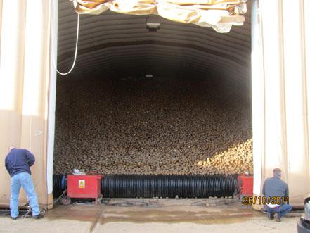 Preva Potato Storage