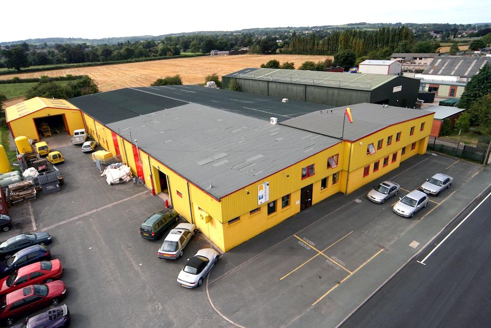 Lindstrand Factory