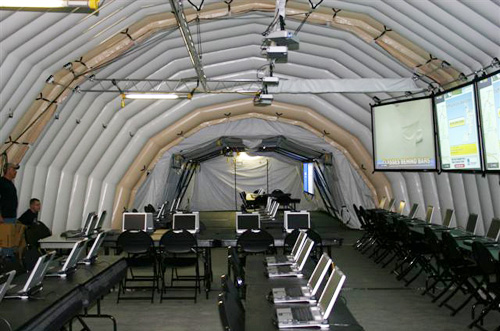 US Army Control Centre
