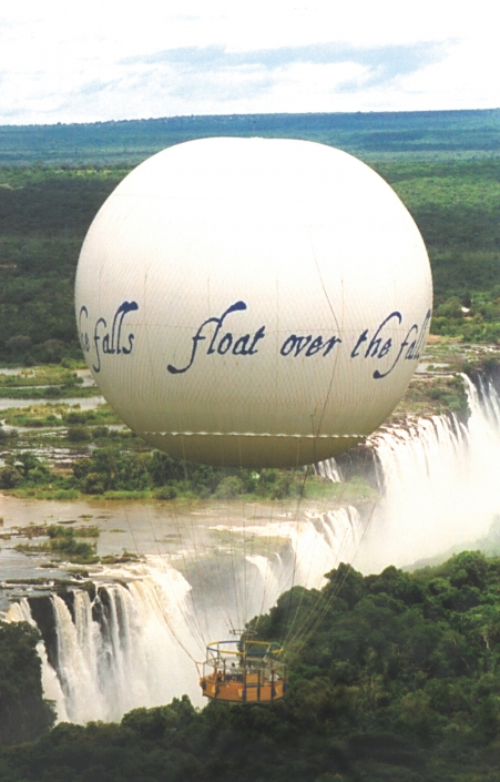 Victoria Falls HiFlyer